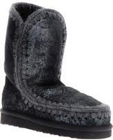 Mou 'Eskimo' black boot