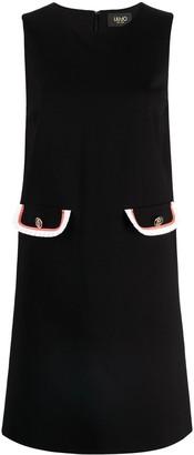 Liu Jo Sleeveless Shift Dress