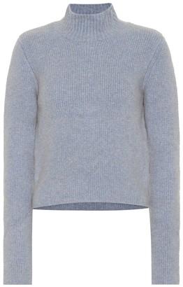 Diane von Furstenberg Cotton and wool-blend sweater