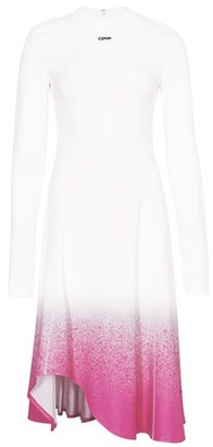 Off-White Maxi Dress