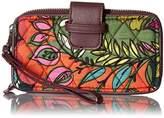 Vera Bradley Rfid Smartphone Wristlet Cotton 2