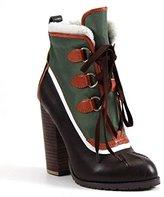 Luichiny Women's Alpine Snow Ankle Bootie