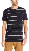 Billabong Men's Ruckus Short Sleeve Crew Shirt