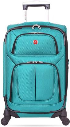 """Swiss Gear 21"""" Spinner Suitcase"""