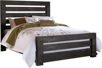 Progressive Furniture 5/0 Queen Slat Hdbd