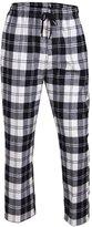 Godsen Men's pajama Pant Cotton Fabric Bottom (/Tag-XXXL, )