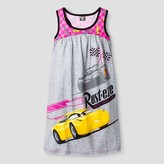 Cars Girls' Nightgown - Pink