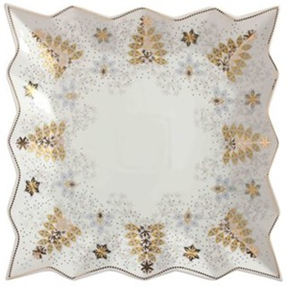 Maxwell & Williams O Christmas Tree Platter Square 30cm Gift Boxed