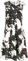 Valentino Pop Butterflies print dress