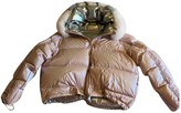 Non Signã© / Unsigned Non SignA / Unsigned Oversize Metallic Synthetic Leather jackets