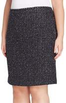 Tahari Arthur S. Levine Plus Classic-Fit Pencil Skirt