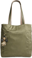 Steve Madden Booker Medium Satin Tote, a Macy's Exclusive Style