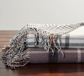Pottery Barn Whitaker Reversible Throw
