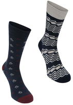Penguin Socks 2 Pk Mens