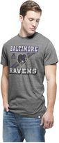 '47 Men's Baltimore Ravens Retro Tri-State T-Shirt