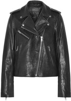 Current/Elliott The Roadside leather biker jacket