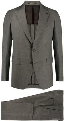 Tagliatore Two-Piece Slim-Fit Wool-Blend Suit
