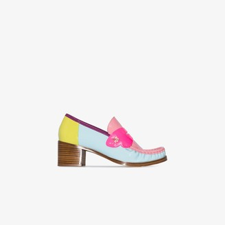 Sophia Webster X Patrick Cox multicoloured Iconic 60 loafers