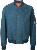 Kris Van Assche classic bomber jacket