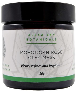 Alexa Sky Botanicals Moroccan Rose Clay Mask