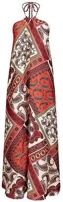 Bishop + Young Petra Halter Dress (Petra Print) Women's Dress