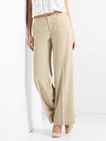 Gap TENCEL-linen wide-leg pants