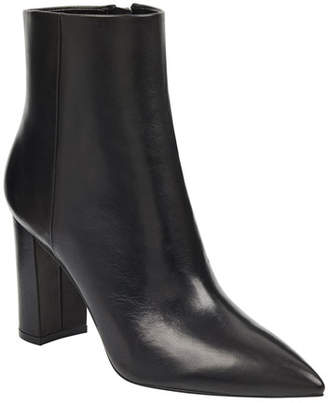 Marc Fisher Ulani Smooth Leather Booties