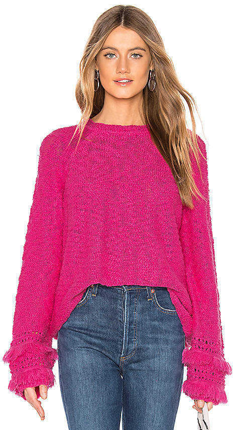 Lovers + Friends Friday Sweater
