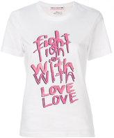 Comme Des Garçons Girl - t-shirt impr