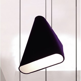 "Innermost MNM 23.6"" W Novelty Pendant Shade ( Clip On Color: Charcoal"