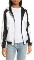 Opening Ceremony Women's Oc Reversible Silk Track Jacket