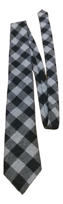 Tom Ford Grey Cashmere Ties