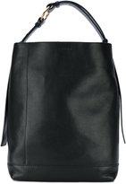 Marni bucket tote - women - Calf Leather/Brass - One Size