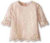 Dolce & Gabbana Ceremony Lace Blouse (Toddler/Little Kids)