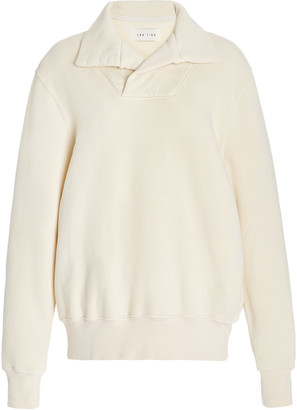 LES TIEN Yacht Cotton Sweatshirt