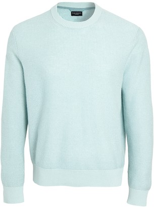 Club Monaco Cashmere Summer Mesh Crew Sweater