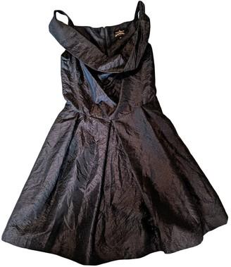 Vivienne Westwood Black Polyester Dresses