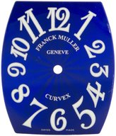Franck Muller Cintree Curvex 23 x 28 mm Dial for Women's Watch