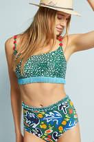 Dorothy Shain Clara High-Waisted Bikini Bikini Bikini Bottom