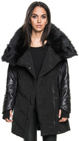LAMARQUE - Kennedy Shearling, And Leather