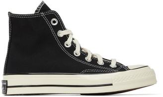 Converse Black Chuck 70 High Sneakers