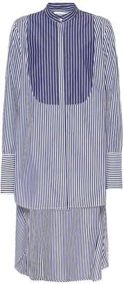 Monse Striped cotton shirt