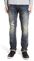 PRPS Men's 'Demon - Macaw' Slim Straight Leg Jeans