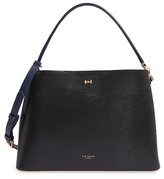Ted Baker Peny Bow Leather Top Handle Tote