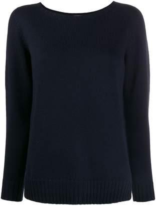 D'aniello La Fileria For round-neck jumper