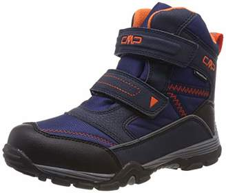 CMP Unisex Adults' Pyry Boating Shoes, Blue (Marine M934)