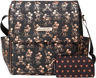 Petunia Pickle Bottom x Disney Mickey Mouse Boxy Diaper Bag