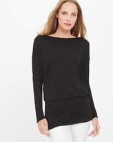 White House Black Market Dolman Tunic