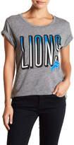 Junk Food Clothing Detroit Lions Tee