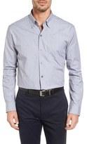 Cutter & Buck Percy Jacquard Sport Shirt